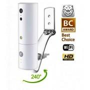 Interiérová Wifi IP bezpečnostná kamera - iSensor HD rozlíšenie