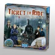 United Ticket to Ride United Kingdom