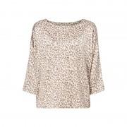 Delicate Love Blusenshirt mit Leopardenmuster