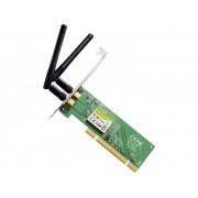 TP-Link WiFi Instickskort TP-LINK TL-WN851ND PCI 300 Mbit/s 2.4 GHz