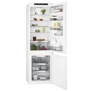 Хладилник с фризер за вграждане AEG SCE818E6TS +5 години гаранция