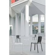 Pedrali Tatami 305 Stoel - Set Van 2 - PPL - Antraciet Grijs