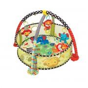 Podloga za igru i bazen za lopte Kornjača Infantino, 115040