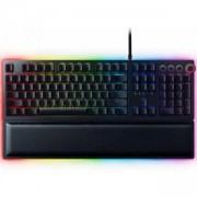 Клавиатура Razer Huntsman Elite-US Layout,Opto-Mechanical Switch,Plush leatherette ergonomic wrist rest,Razer Chroma, RZ03-01870100-R3M1