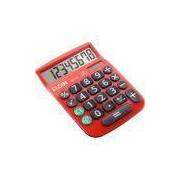 Calculadora De Mesa 8 Digitos Mv 4131 Vermelho Elgin