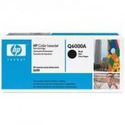Тонер касета за Hewlett Packard Q6000A CLJ 2600, черна (Q6000A)