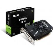 Grafička kartica GeForce GTX1050 MSI 2GB Aero OC ITX, HDMI/DVI-D/DP/GTX 1050 AERO ITX 2G OCV1