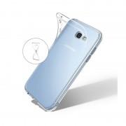 Husa Ultra Slim Samsung Galaxy A5 2017 Silicon Transparent