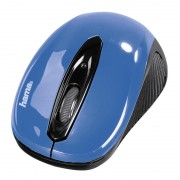 Mouse wireless AM-7300 Hama, USB, Albastru