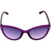 Creative India Exports Cat-eye Sunglasses(Violet)