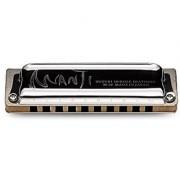 Suzuki M-20HM-C Manji 10-Hole Diatonic Harmonica Minor Tuning Key of C