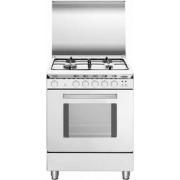 GLEM U65BXF3 LINEA UNICA cucina bianca 60X50, forno multifunzione gas ventilato
