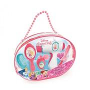 Gentuta cu accesorii pentru frumusete Smoby, Disney Princess
