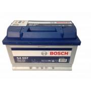 Bosch S4 12v 72ah akkumulátor jobb+ alacsony