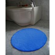 Simple tappeto bagno antiscivolo Rotondo cm 80