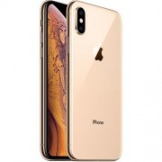 "Smartphone, Apple iPhone XS, 5.8"", 64GB Storage, iOS 12, Gold (MT9G2GH/A)"