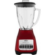 Oster Classic Series Blender PLUS Food Chopper Red Metallic (BLSTSG-RFP-000) 500 W Food Processor(Red)