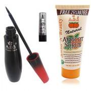 ADSwaterproof eyeliner / scrub(50gm) / kajal