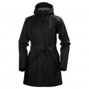 Helly Hansen mujeres Kirkwall chubasquero chaqueta Negro M