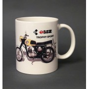 MZ motor pohár