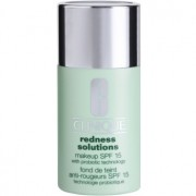 Clinique Redness Solutions maquillaje líquido SPF 15 tono 03 Calming Ivory 30 ml