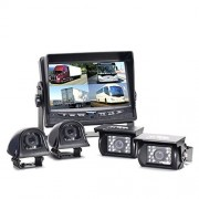 Rear View Safety RVS-062710 Video Camera with 7-Inch LCD (Black)