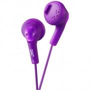 JVC Oortelefoon HA-F160 Earbuds Paars