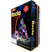 New ScienceWiz Rocks Educational Science Fun Game Toy Rock Activity Kit wit Book For Ages 8+