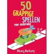 50 grappige spellen voor onderweg | Story Factory