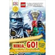 DK Readers L2: Lego Ninjago: Ninja, Go! by DK