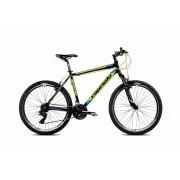 """Capriolo bicikl monitor fs man 26""""/21al crno-zeleno 22"""" ( 918438-22 )"""