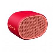 Sony SRS-XB01 Speaker compatto, Portatile rosso