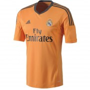 Jersey Adidas Del Real Madrid Visitante Naranja