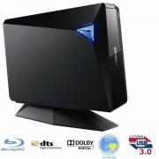 Asus BW-12D1S-U - Externe Blu-ray Brander - Zwart