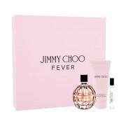 Jimmy Choo Jimmy Choo confezione regalo eau de parfum 100 ml + latte corpo 100 ml + eau de parfum 7 ml donna
