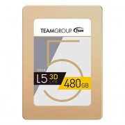 TEAM GROUP L5 LITE 3D 2.5″ SSD 480GB