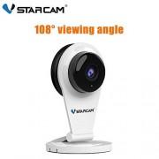 elegantstunning G96 720P HD IP Camera Wireless Network CCTV Camera IR-Cut Two Way Audio WiFi Security Baby Monitor (EU Plug)