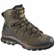 Salomon - Quest 4D 3 GTX - Chaussures de randonnée taille 7,5, vert olive/brun