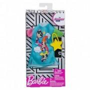 Barbie Fashion tinuta completa rochie Albastra FXK67
