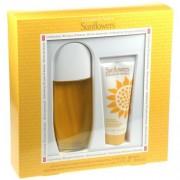 Elizabeth Arden Sunflowers 100Ml Edt 100Ml + 100Ml Lozione Corporale Per Donna (Eau De Toilette)