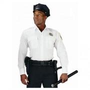 ROTHCO | Košile POLICIE A SECURITY dl. rukáv BÍLÁ vel.XL