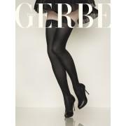 Gerbe - Opaque satin sheen support hold ups Futura 40 DEN