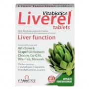 Liverel 60 comprimate