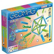 Set constructie magnetic Geomag Color 35