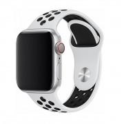 Curea Apple Watch 42mm / 44mm Devia Deluxe Series Sport 2 White