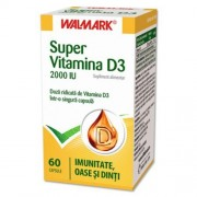 Super Vitamina D3 60cps Walmark