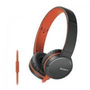 Sony Cuffie con microfono Sony Mdr-Zx660Ap Cavo 120Cm Jack 3.5Mm Nero Ara