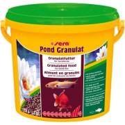 Sera Pond Granulat 3,8L 7175, Hrana pesti iaz 550gr