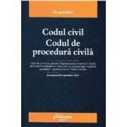 Codul civil. Codul de procedura civila act. 20 Septembrie 2017