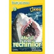 Invat sa citesc. Atacul rechinilor